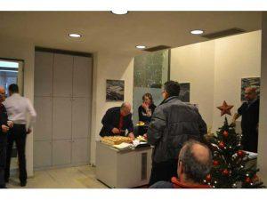 Κοπή Βασιλόπιτας 2012 - ΝΕΤΚΟ Α.Ε. Events