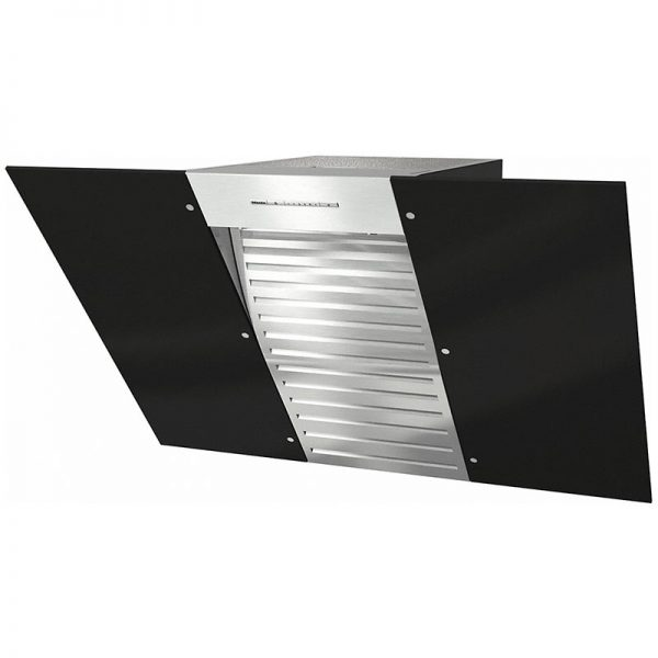Απορροφητήρας Τζάκι Miele DA6096W Black Wing